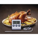 Kitchen timers and kitchen thermometers