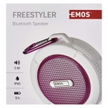 BLUETOOTH KÕLAR SOUNDBOX FREESTYLER ROSE