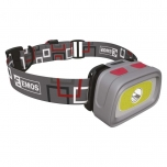 HEADLIGHT COB+CREE LED 3×AAA