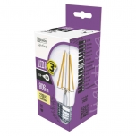 LED FLM A60 A++ 6W E27 WW