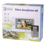 "VIDEO DOOR PHONE 7""COL. RL-03M"