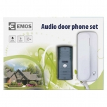 AUDIO DOOR PHONE  H1085 WHITE