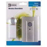 WIRELESS DOORCHIME DC P5712