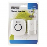 WIRELESS DOORCHIME AC P5718 W