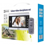 "VIDEO DOOR PHONE 7"" SET SILVER"