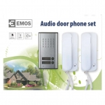 AUDIO DOOR PHONE 2US. H1086 W.