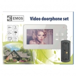 "VIDEO DOOR PHONE 4,3"" SET W"