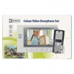 "VIDEO DOOR PHONE 7"" SET WHITE"