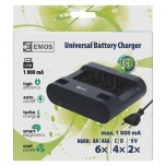 EMOS BATTERY CHARGER UNI6