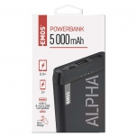 EMOS POWERBANK ALPHA 5 5000 B