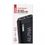 EMOS POWERBANK ALPHA 20 20000 B