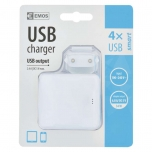 USB WALL CHARGER SMART 6.8A