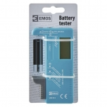 UNI BATTERY TESTER LCD
