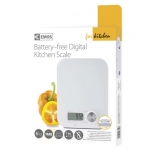 DIGITAL KITCHEN SCALE EV021