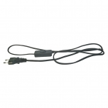 Extension Cord with Switch 2m,2x0,75mm