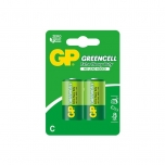 GP batteries Greencell R14 (C)
