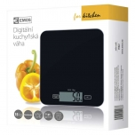 KITCHEN SCALE EV022 BLACK