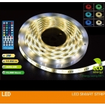 LED-RIBA SPECTOR LIGHT 3M 14,4W RGBW IP65 PULT