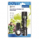 LED TORCH 3W LED 3×AAA HOLDER