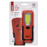LED FLASHLIGHT 5W COB 4×AA