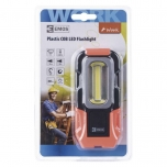 LED TORCH 3W COB 3×AAA
