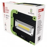 LED RECHARGEABLE WORK LIGHT 5W COB