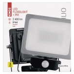 LED FLOODLIGHT ILIO 30W PIR