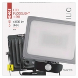 LED FLOODLIGHT ILIO 50W PIR