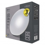 LED CEILI LAMP CORI R 12W/WW