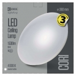 LED CEILI LAMP CORI R 18W/NW