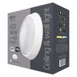 LED WALL LIGHT IP54 14W NW