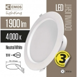 LED DOWNLIGHT 19 W