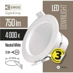 LED DOWNLIGHT 7.5 W