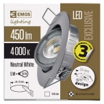 LED SPOTLIGHT 5 W EXCL. NW S