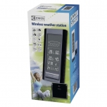 WEATHER STATION E4971B BLACK
