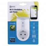 WIFI SOCKET WITH TIMER SCHUKO