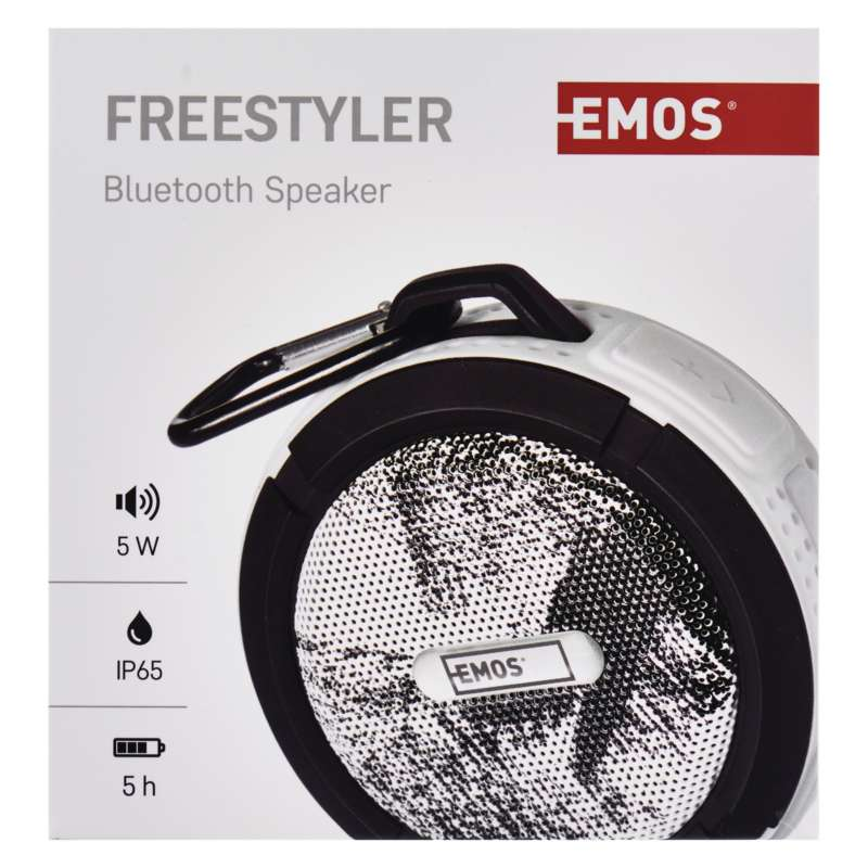 BLUETOOTH KÕLAR SOUNDBOX FREESTYLER BLACK
