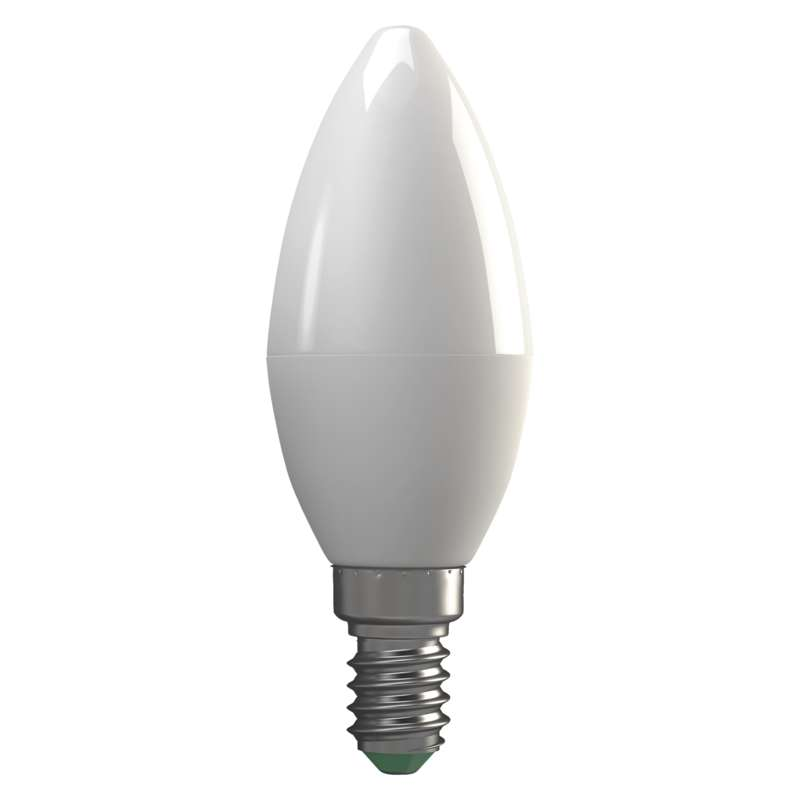 LED PIRN CANDLE 6W E14 WW