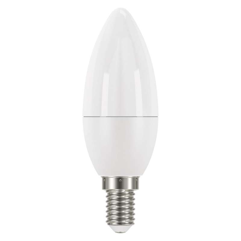 LED PIRN CLS CANDLE 6W E14 WW