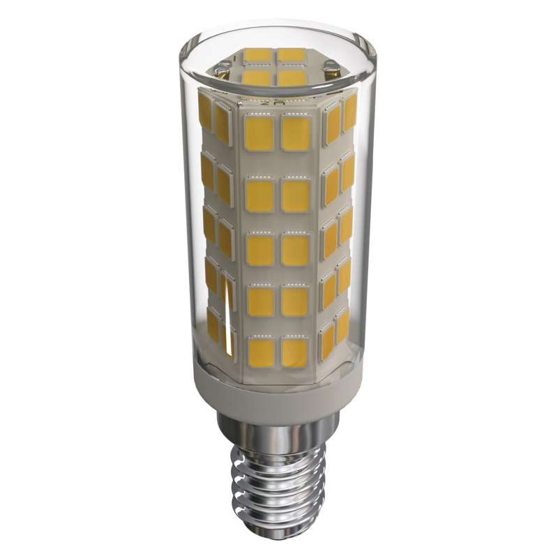LED PIRN JC  A++ 4,5W E14 WW