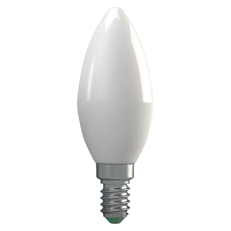 LED PIRN CLS CANDLE 4W E14 NW
