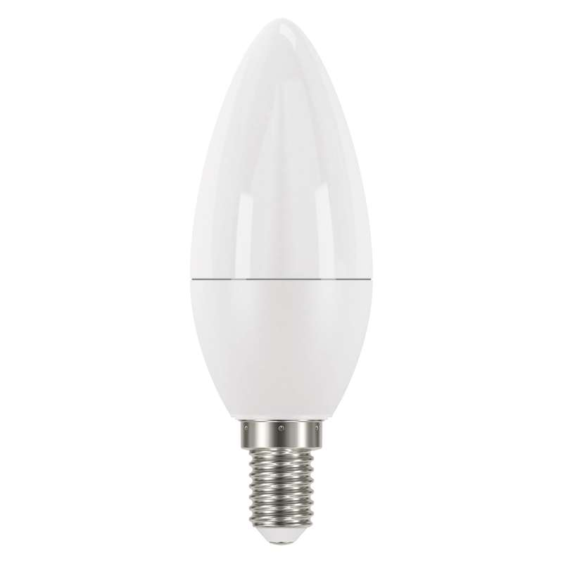 LED PIRN CLS CANDLE 8W E14 NW