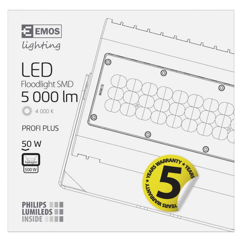 LED PROŽEKTOR PROFI PLUS 50W